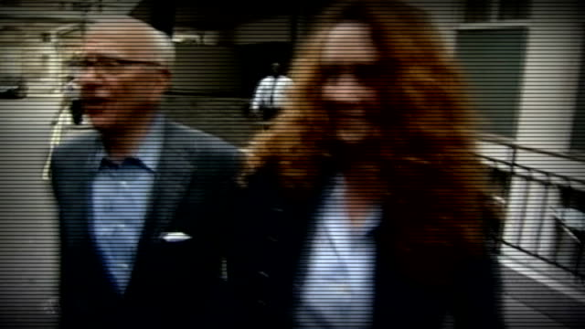national theatre to stage play based on phone hacking lib london rupert murdoch along with rebekah brooks - rupert murdoch stock videos and b-roll footage