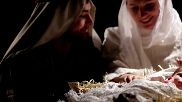 キリスト降誕場面 - キリスト降誕点の映像素材/bロール