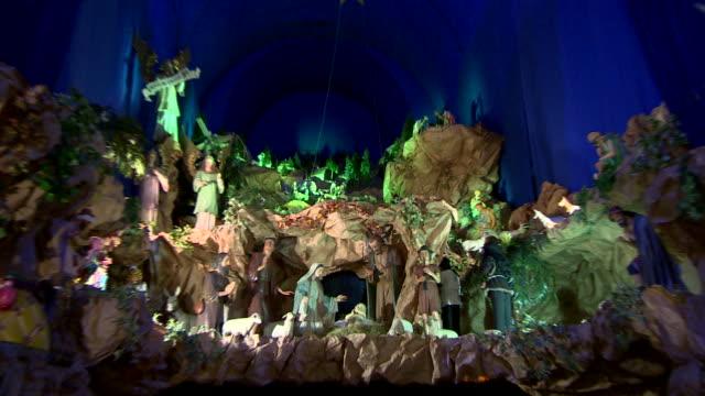 nativity scenes - キリスト降誕点の映像素材/bロール
