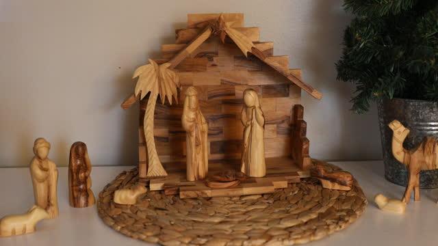 キリスト 降誕 - キリスト降誕点の映像素材/bロール