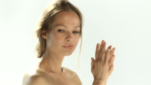 natural beauty - anti aging stock videos and b-roll footage