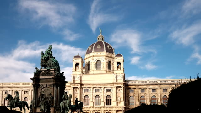 Natural History Museum Vienna - Time Lapse