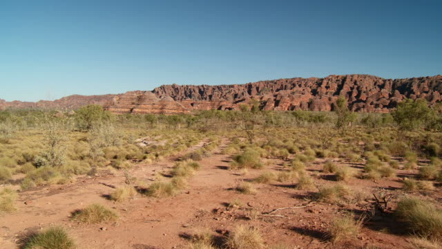 hd: natural rock formations of bungle bungles - outback stock videos & royalty-free footage