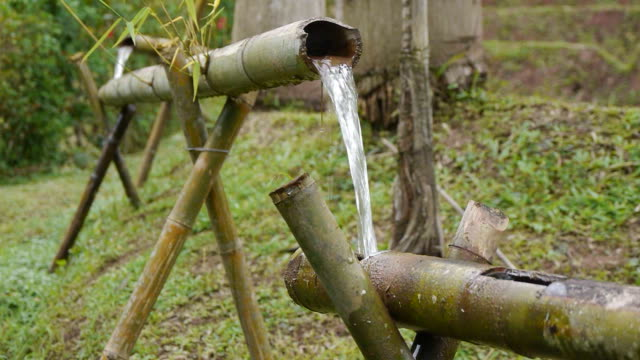 Natürliche water pipe