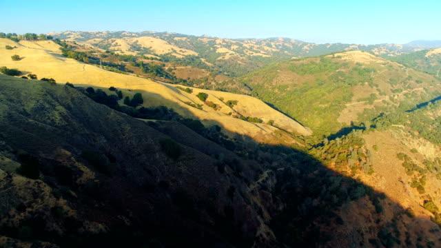 夕暮れ時のカリフォルニア州の自然 - ジャスパー国立公園点の映像素材/bロール