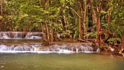 nature, waterfall - satoyama scenery stock videos & royalty-free footage