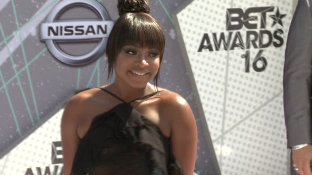 Naturi Naughton at 2016 BET Awards in Los Angeles CA