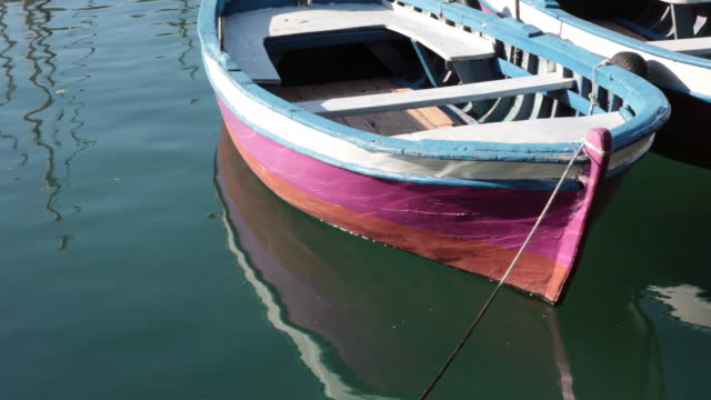 Nautical Vassel And Its Reflection