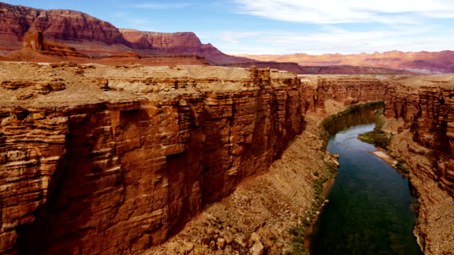 ponte navajo - grand canyon video stock e b–roll
