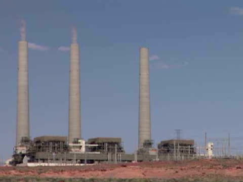 ms, navajo generation station, page, arizona, usa - page arizona stock videos and b-roll footage