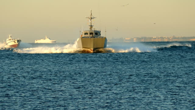 naval exercises - landing boat - amphibious vehicle stock videos & royalty-free footage