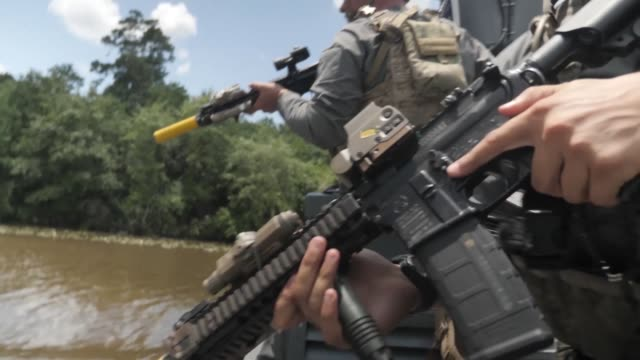 naval special warfare combatant craft crewmen operating and training in mississippi and san diego. - us navy stock videos & royalty-free footage