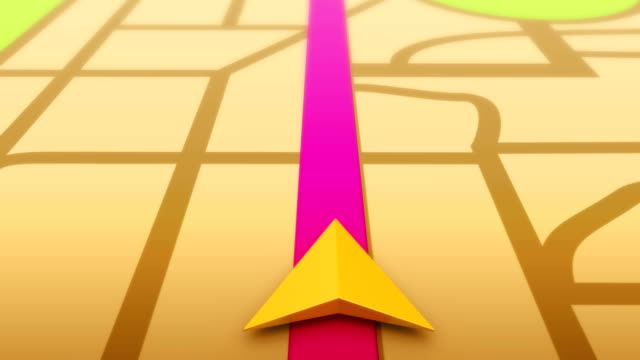 navigation gps maps - global positioning system stock videos & royalty-free footage