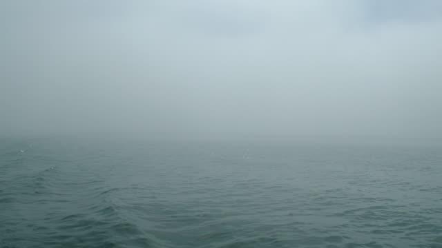 navigation in dense fog