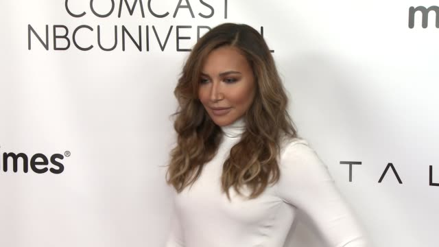 naya rivera at 2015 march of dimes celebration of babies honoring jessica alba in los angeles ca - naya rivera stock videos and b-roll footage