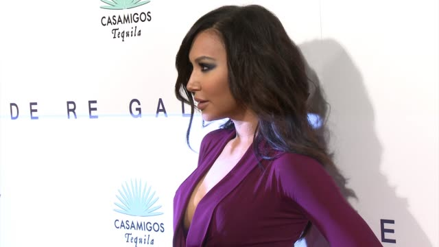 naya rivera at de re gallery casamigos tequila host the opening of brian bowen smith's wildlife show at de re gallery on october 23 2014 in west... - naya rivera stock videos and b-roll footage