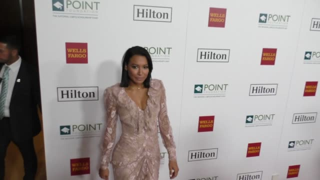 Naya Rivera at Point Honors Los Angeles 2017 Benefiting Point Foundation on October 07 2017 in Beverly Hills California
