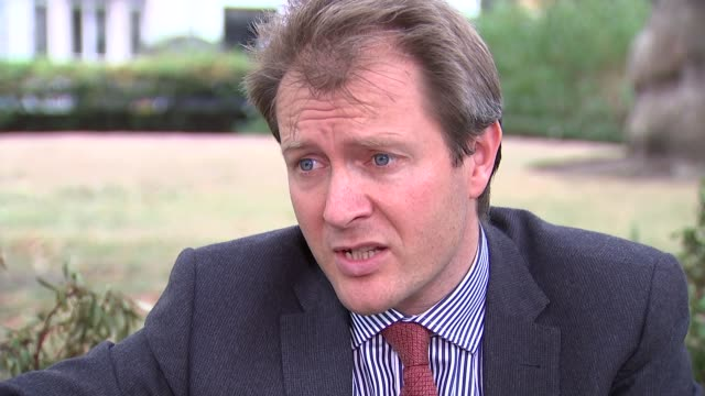 nazanin zaghariratcliffe jailed in iran for five years on secret charges england london ext richard ratcliffe interview sot - richard ratcliffe video stock e b–roll