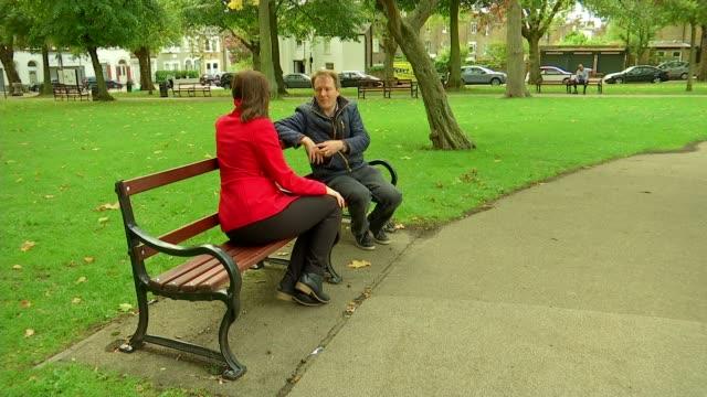 Nazanin ZaghariRatcliffe returns to Iranian prison after temporary release Richard Ratcliffe interview ENGLAND London Hampstead EXT Richard Ratcliffe...