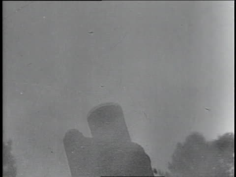 nazi troops attack during world war ii. - world war ii video stock e b–roll