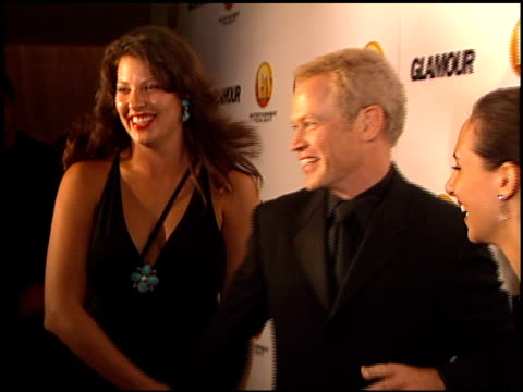 neal mcdonough at the 2002 entertainment tonight emmy party at the mondrian hotel in west hollywood, california on september 22, 2002. - モンドリアンホテル点の映像素材/bロール