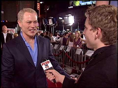Neal McDonough at the 'Walking Tall' Premiere at Grauman's Chinese Theatre in Hollywood California on March 29 2004