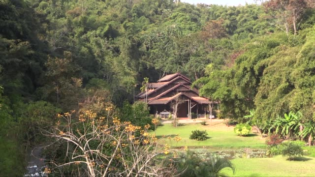near the village of sob ruak in chiang rai province - chiang rai province stock videos and b-roll footage