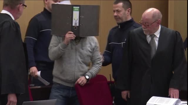 Nearly 18 years after a bombing at a German commuter rail station targeting Jewish immigrants the alleged neo Nazi accused of the crime goes on trial