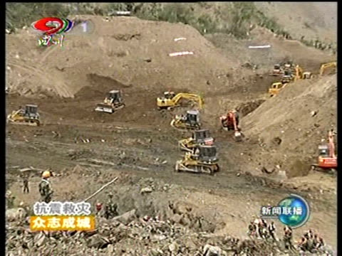 nearly 200000 people have been evacuated ahead of china's emergency drainage of a lake that was created in the earthquake army and police crews have... - drainage stock videos & royalty-free footage