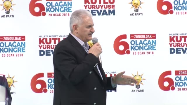 Nearly 350000 Kurds from Syria's Afrin have fled to Turkey after oppression from PYD/PKK and Daesh terror groups Premier Binali Yildirim said on...