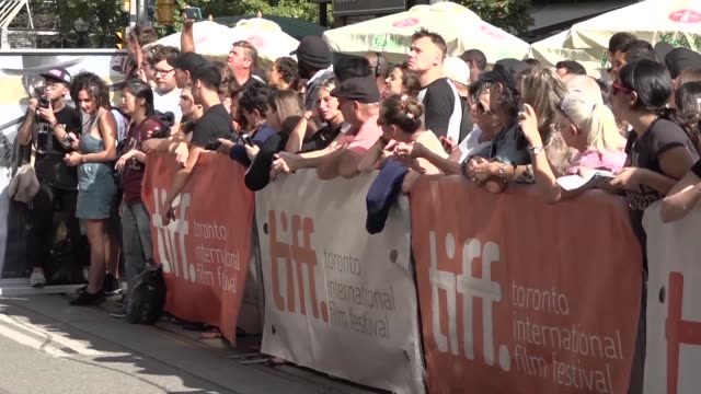 nearly 400 feature and short films from 83 countries will be screened at the 41st toronto international film festival the largest such even in north... - toronto international film festival stock videos and b-roll footage