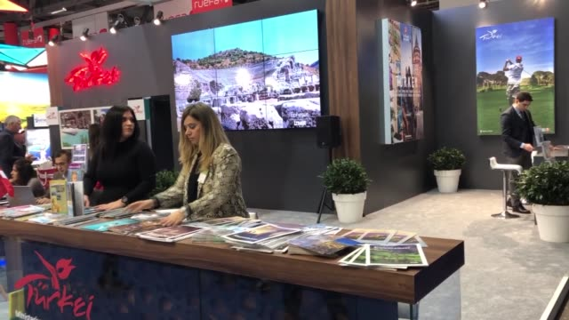Nearly 850 firms from 80 countries attended the 2019 International Tourism Fair in the capital of Austria Vienna Culture and Publicity Consultancy...
