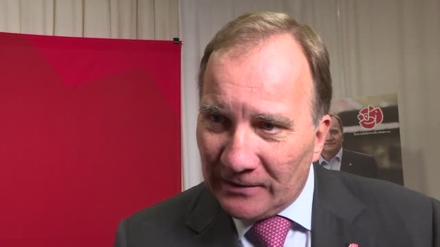 Nearly two weeks before a September 9 general election Swedish Prime Minister Stefan Lofven's Social Democrats party pledges to spend three billion...