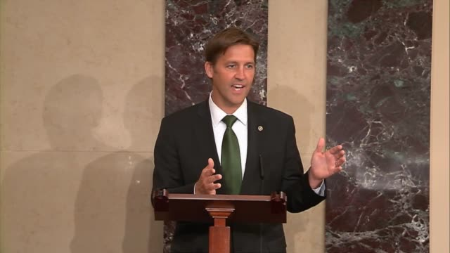 Nebraska Senator Ben Sasse argues hours before a series of votes on health care reform that it is very likely that in the coming decade basic math...