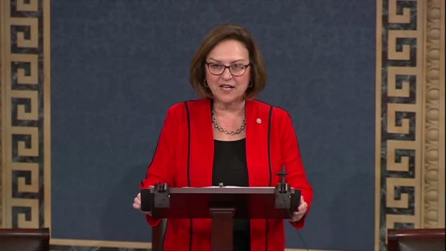 Nebraska Senator Deb Fischer says as the Stop Enabling Sex Traffickers Act was set to pass that the Internet had given criminals an avenue to commit...