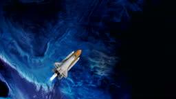 Nebula and Spacecraft
