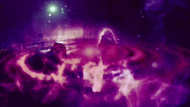Nebula, Galaxy, Space