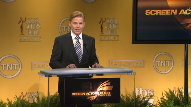 ned vaughn at the 19th annual screen actors guild award nominations ned vaughn at the 19th annual screen actors guild at pacific design center on... - pacific design center stock videos and b-roll footage