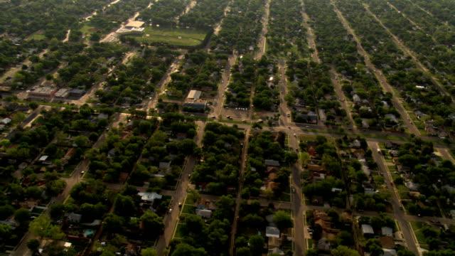 Neighborhood in Lubbock, Texas. Shot in 2007.