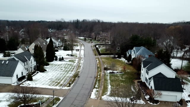 neighborhood - urban road stock videos & royalty-free footage