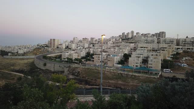 neighbourhoods in east jerusalem - 1967 stock videos & royalty-free footage