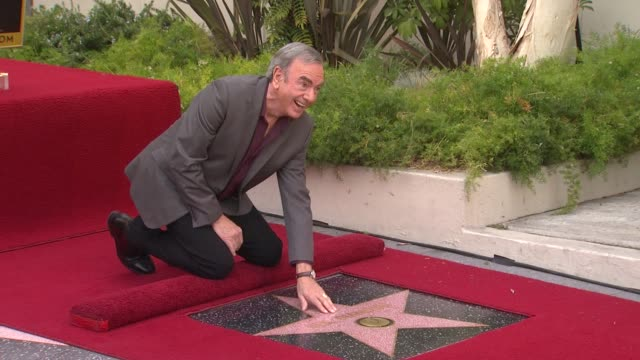 Neil Diamond at Neil Diamond Honored With Star On The Hollywood Walk Of Fame on 8/10/12 in Hollywood CA