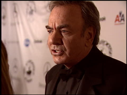 Neil Diamond at the Carousel of Hope Gala at the Beverly Hilton in Beverly Hills California on October 23 2004