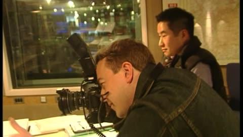 neil fox sex offences trial; / t21129708 int capital radio disc jockey - dj - neil fox announcing christmas number 1 single in radio studio sot/... - neil simon bildbanksvideor och videomaterial från bakom kulisserna