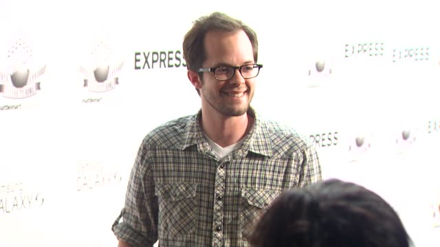 Neil Grayston at the Matt Leinart's Fourth Annual 'Bowling With The Stars' Event at Hollywood CA