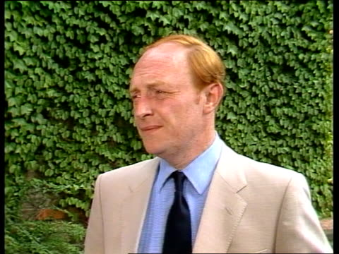 ealing kinnock intvw sof the car went out of control - ealing stock videos and b-roll footage