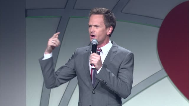 SPEECH Neil Patrick Harris at The 20th Annual Race To Erase MS Love To Erase MS on 5/3/13 in Los Angeles CA