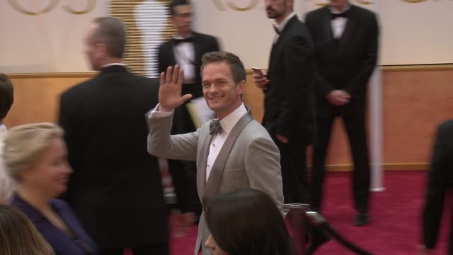 Neil Patrick Harris at the 87th Annual Academy Awards Arrivals at Dolby Theatre on February 22 2015 in Hollywood California