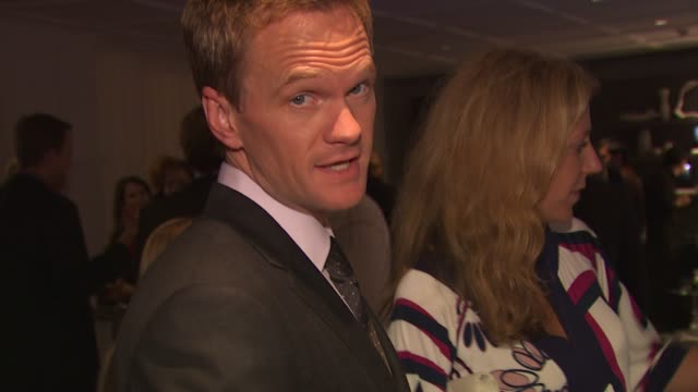 Neil Patrick Harris at the Sony CIERGE Holiday Preview at Beverly Hills CA