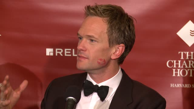 INTERVIEW Neil Patrick Harris on asking Jason Segel how to prepare to receive this award performs a magic trick Neil Patrick Harris named Harvard...